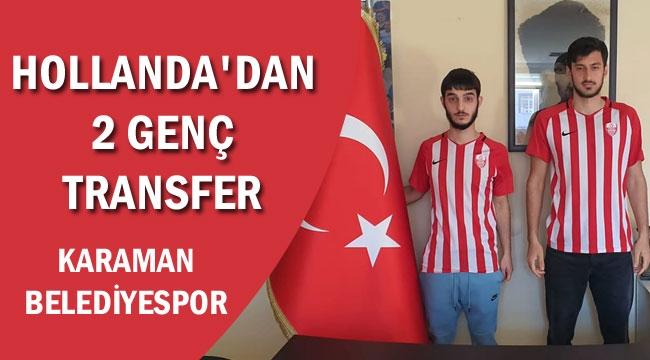 BELEDİYESPOR TRANSFERDE BOŞ DURMUYOR