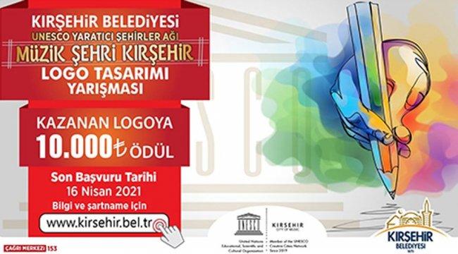 Kırşehir UNESCO için logosunu arıyor