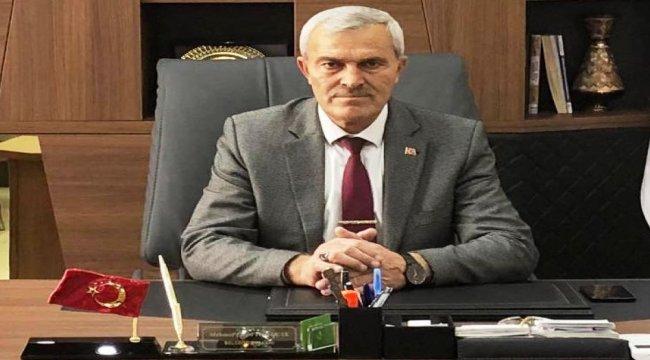 Yenikent Belediye Başkanı'na kaza şoku