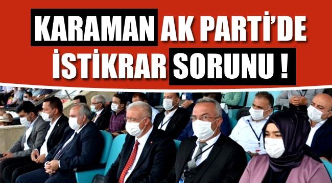 AK PARTİ'DE REVİZYON TRAFİĞİ TABANI MUTLU ETMİYOR