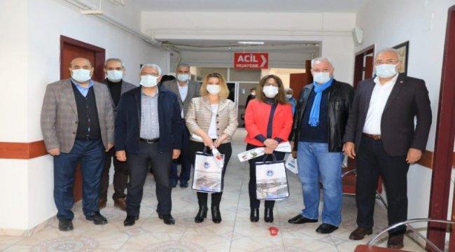 Malatya'da Milletvekili Kahtalı Tıp Bayramını Kutladı