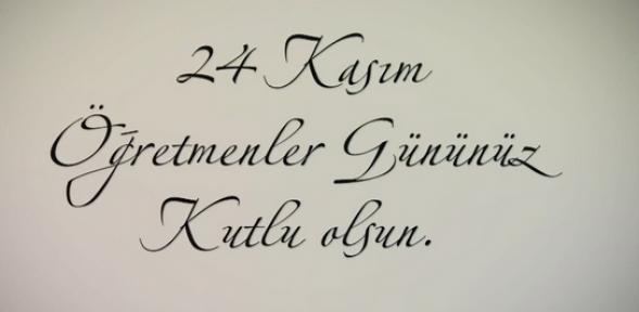 24 Kasım Öğretmenler Günü Hediyeleri, hediye önerileri