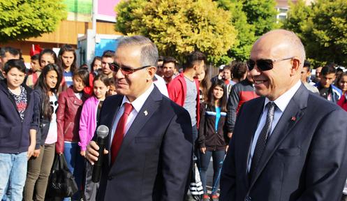 29 Ekim Cumhuriyet Bayramı Karaman'da Kutlandı