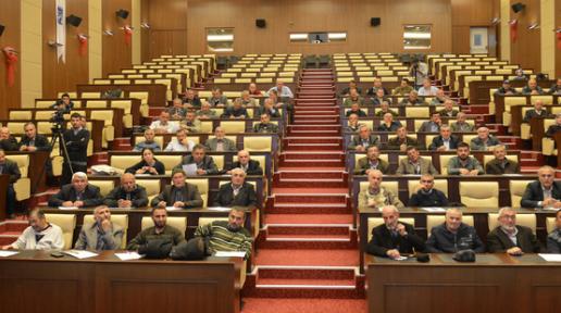 Ankara'yı Ballandıran Arıcılara bilgi verildi