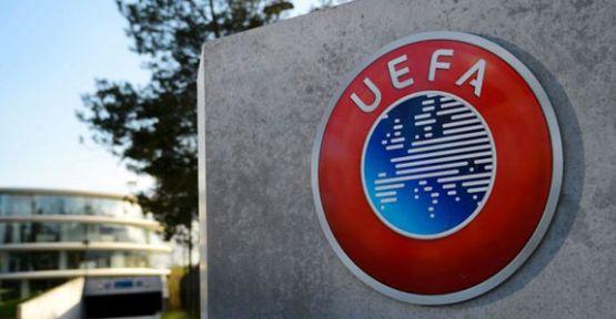 Avrupa Kupalarından Men Edildi!