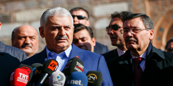 Başbakan Yıldırım, gündeme ilişkin açıklama yaptı