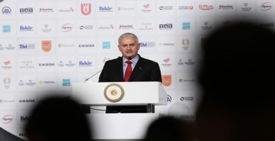 Başbakan Yıldırım, 16. MÜSİAD EXPO'nun kapanışında konuştu