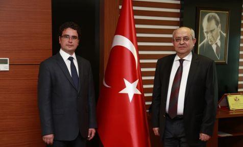 Başkan Alkan ve Toktay, kardeşliğimizi bozamayacaklar