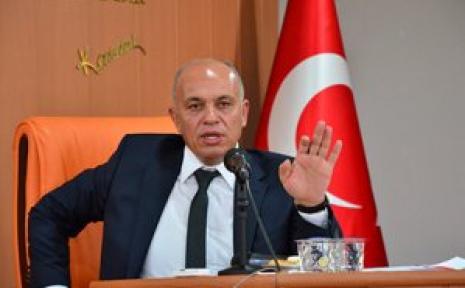 Başkan Ertuğrul Çalışkan'dan Artan Terör Olaylarına Sert Tepki