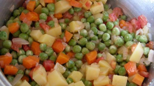 Bezelyeli Enginar Yemeği Nasıl Yapılır?