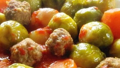 Brüksel Lahanası Yemeği Nasıl Yapılır?