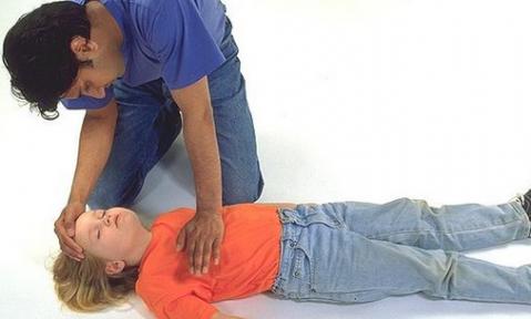 Çocuklarda Kalp Masajı Nasıl Yapılır?