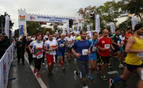 Zeytinburnu Cumhuriyet Koşusu, Başlıyor