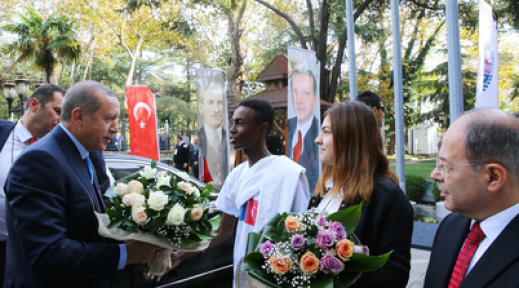 Erdoğan, İlk eğitimi Yunus Emre Enstitümüz verecek