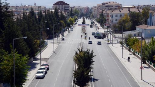 Ereğli ilçesinin çehresi hızla değişiyor