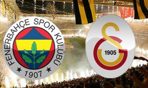 Fenerbahçe Galatasaray maçı heyecanla bekleniyor, maç saat kaçta?