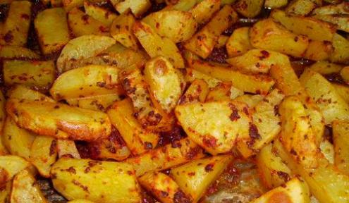 Fırında tavuk patates nasıl yapılır?