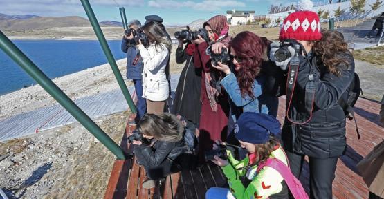 Fotoğrafçılar Kayseri Yamula'da Bir Araya Geldi
