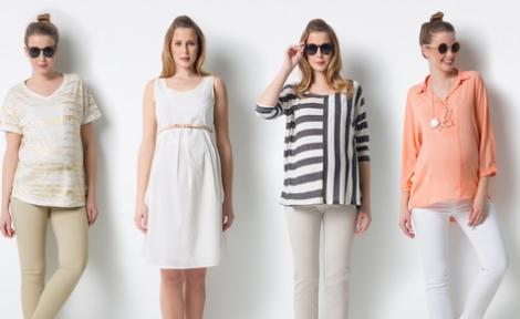 Hamile bayan kıyafetlerinde yeni tasarımlar