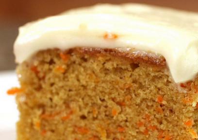 Havuçlu yaş pasta tarifi