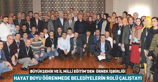 Hayat Boyu Öğrenme ve Belediyelerin Rolü - Konya Haber