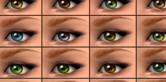 İnsanlarda Nadir Görülen Göz Renklerı Nelerdir?