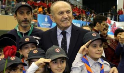 İstanbul Büyükşehir amatör spor kulüplerine malzeme desteği veriyor