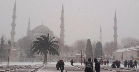 İstanbul'da hava durumu nasıl olacak?