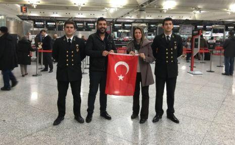 İTÜ Kutuplarda 2017 Türk Antarktik Sezonunu Açacak