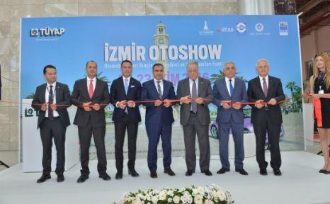 İzmir Otoshow Fuarı Kapılarını Açtı