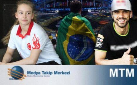 Kadın Milli Sporcularımız 2016'da Uluslararası Başarılar Kazandı