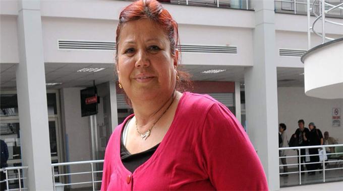 Kanserin yenemediği kadın