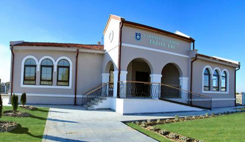 Karaman Belediyesi mezarlık hizmetleri ile göz dolduruyor