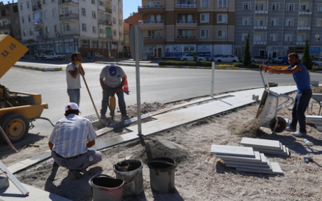 Karaman' da Ereğli kavşağına ay-yıldız figürü yapılacak