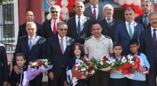 Karaman' da İlköğretim Haftası Kutlandı
