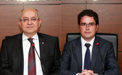 Karaman' da KTSO Başkanları Zafer Bayramı mesajı yayınladı