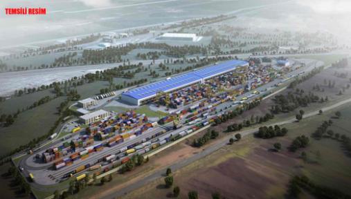 Karaman' da Lojistik Merkezi ihalesi yapılıyor
