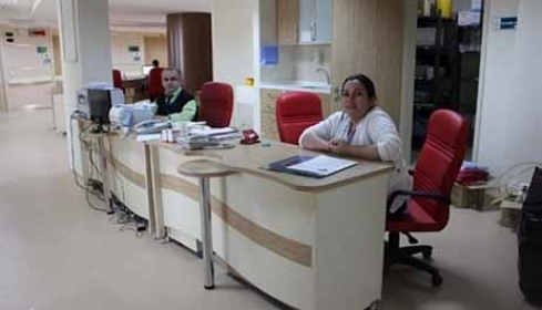 Karaman Devlet Hastanesi Yeni Binasına Taşındı