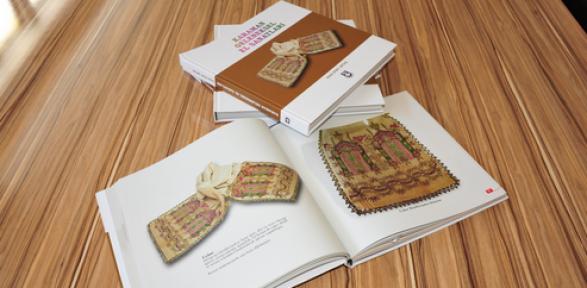 Karaman Geleneksel El Sanatları Kitabı raflarda yerini aldı