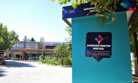 Karaman Hakkında Türkçe ve İngilizce Bilgi Burada