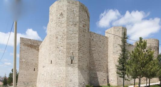 Karaman Kalesi ve Yapısı