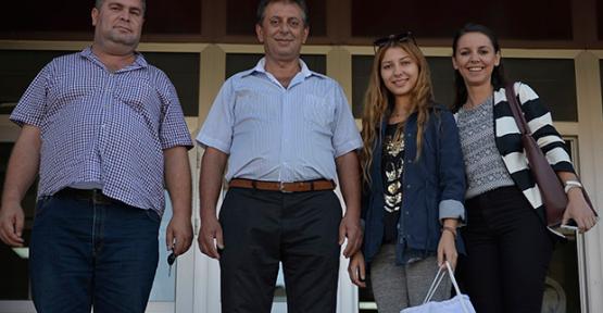 Karaman Kmü de 13 bininci öğrenci kaydını oldu