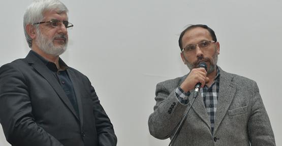 Karaman Kmü'de islami kimlik konuşuldu