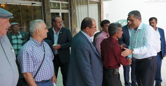 Karaman Milletvekilleri Köy Muhtarları ile buluştu