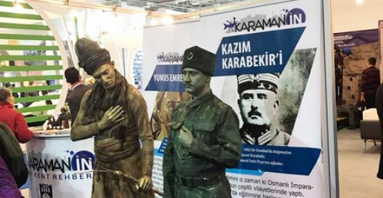 Karaman, Travel Turkey İzmir Fuarında Büyük İlgi Görüyor