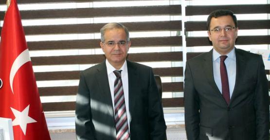Karaman Valisi Tapsız, Kurum Ziyaretlerini Sürdürüyor