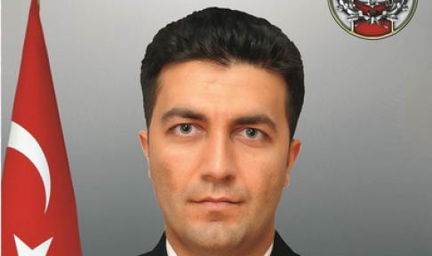 Vali Tapsız, Şehit Ali Rıza Yücel taziye mesajı