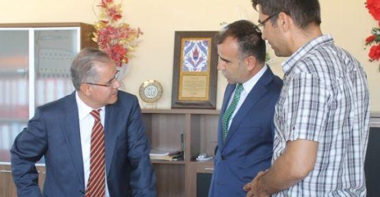 Karaman Valisi Tapsız okulları ziyaret etti