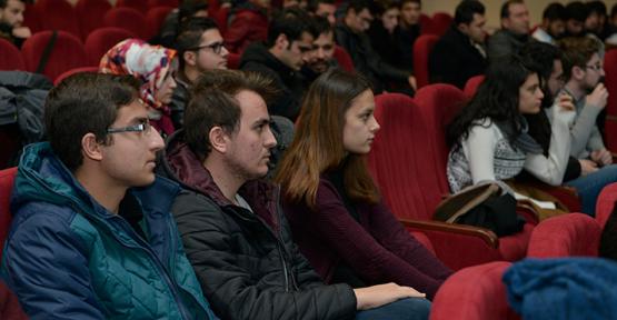 Karaman'da Akkuyu Nükleer Projesi Bilgilendirme Konferansı verildi