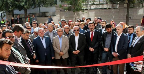 Karaman'da Avukatlık Bürosu Dualarla Açıldı